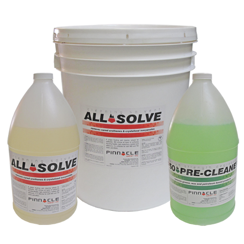 Solvents Cleaners